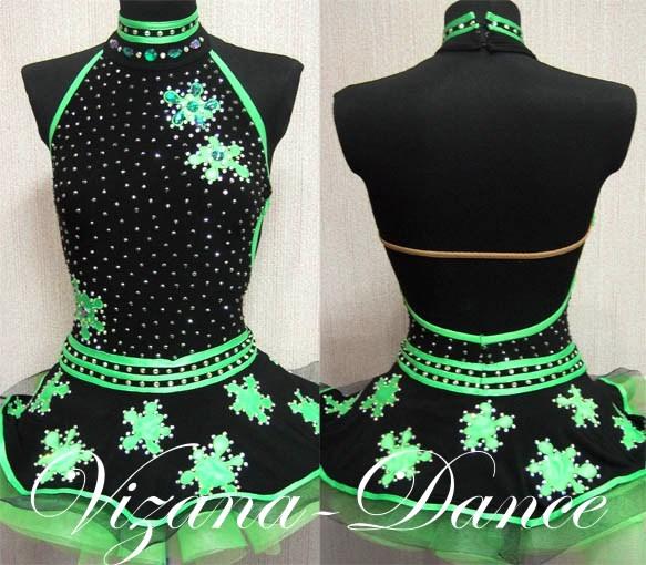 Платье латина Юн-2 Прокат 350 грн.