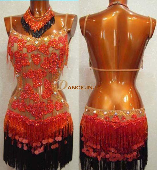 Платье латина в прокат