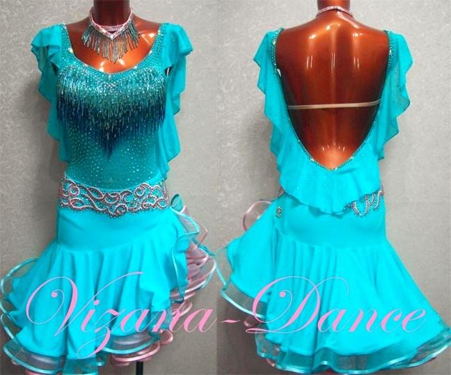 Платье Для Латины Для Девочки Купить