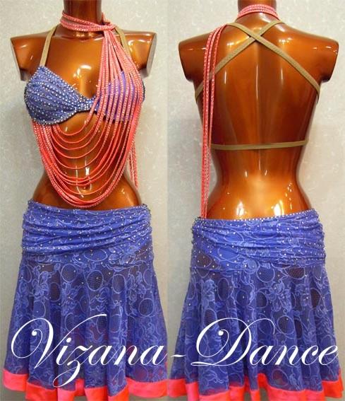 Платье латина Юн-2