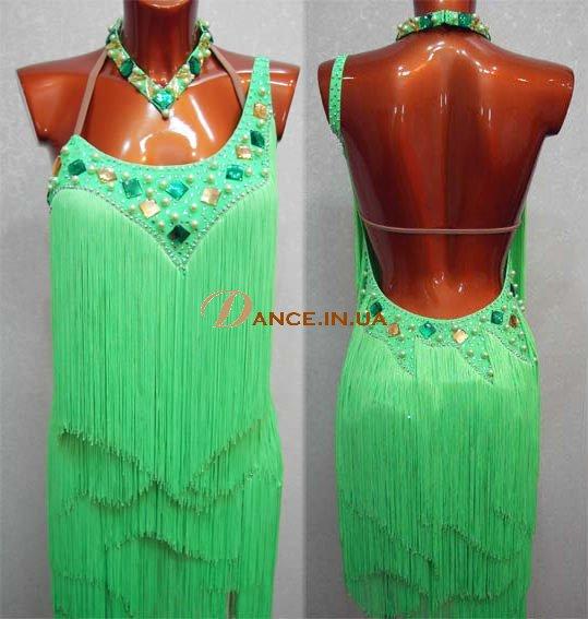 Прокат платья для бального танца