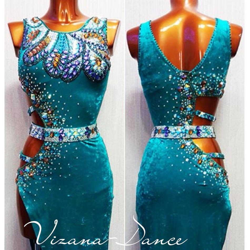 Платье латина Юн-2 Продано