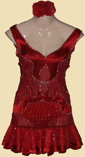 Платье латина Юн-2 Прокат - 250 грн.