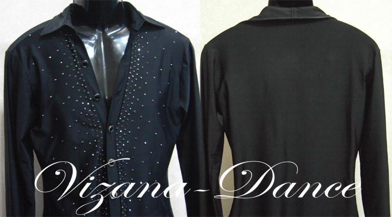 Рубашка мужская латина Прокат-400 грн.