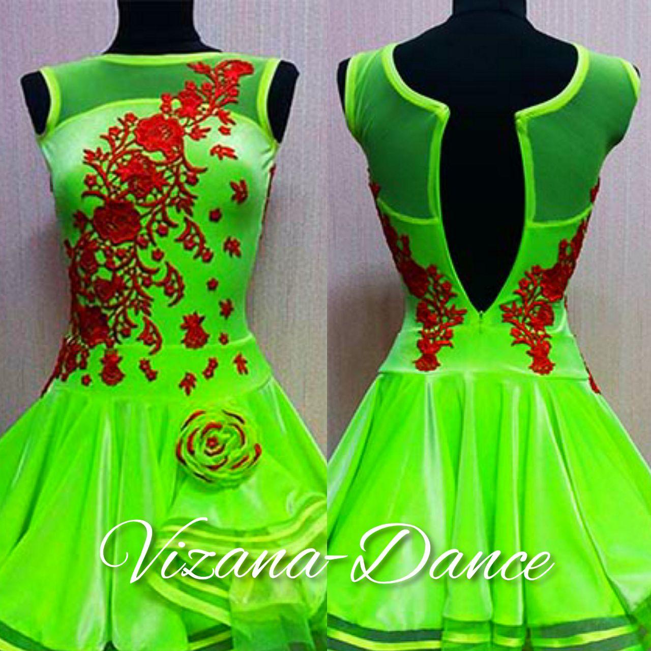 Платье латина Юн-1 Прокат: 450 грн.