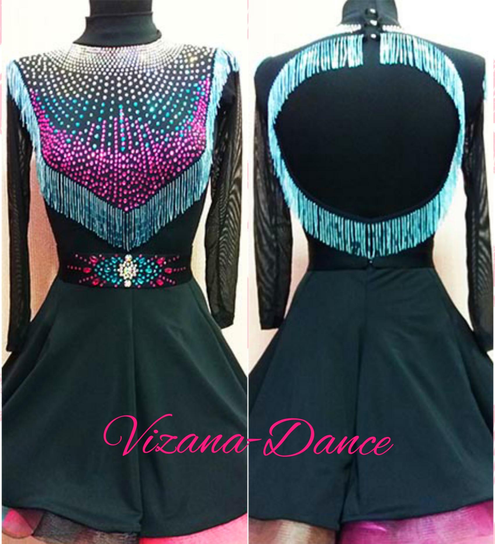 Платье латина Юн-2 Прокат- 750 грн.