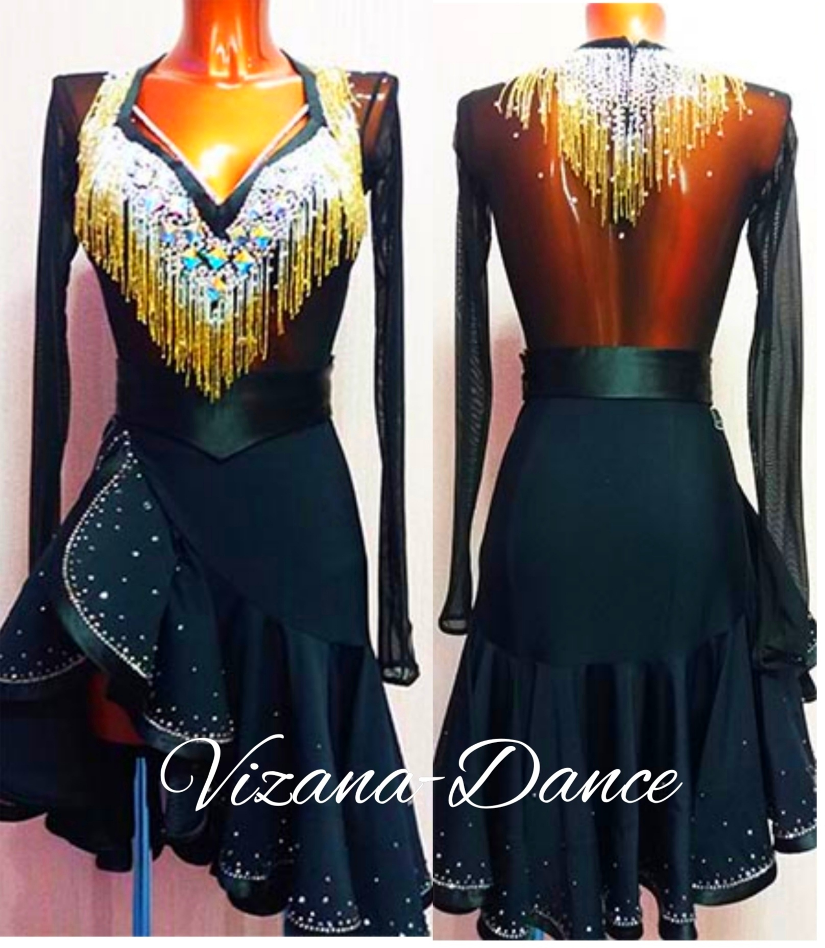 Сукня латина Юн-2