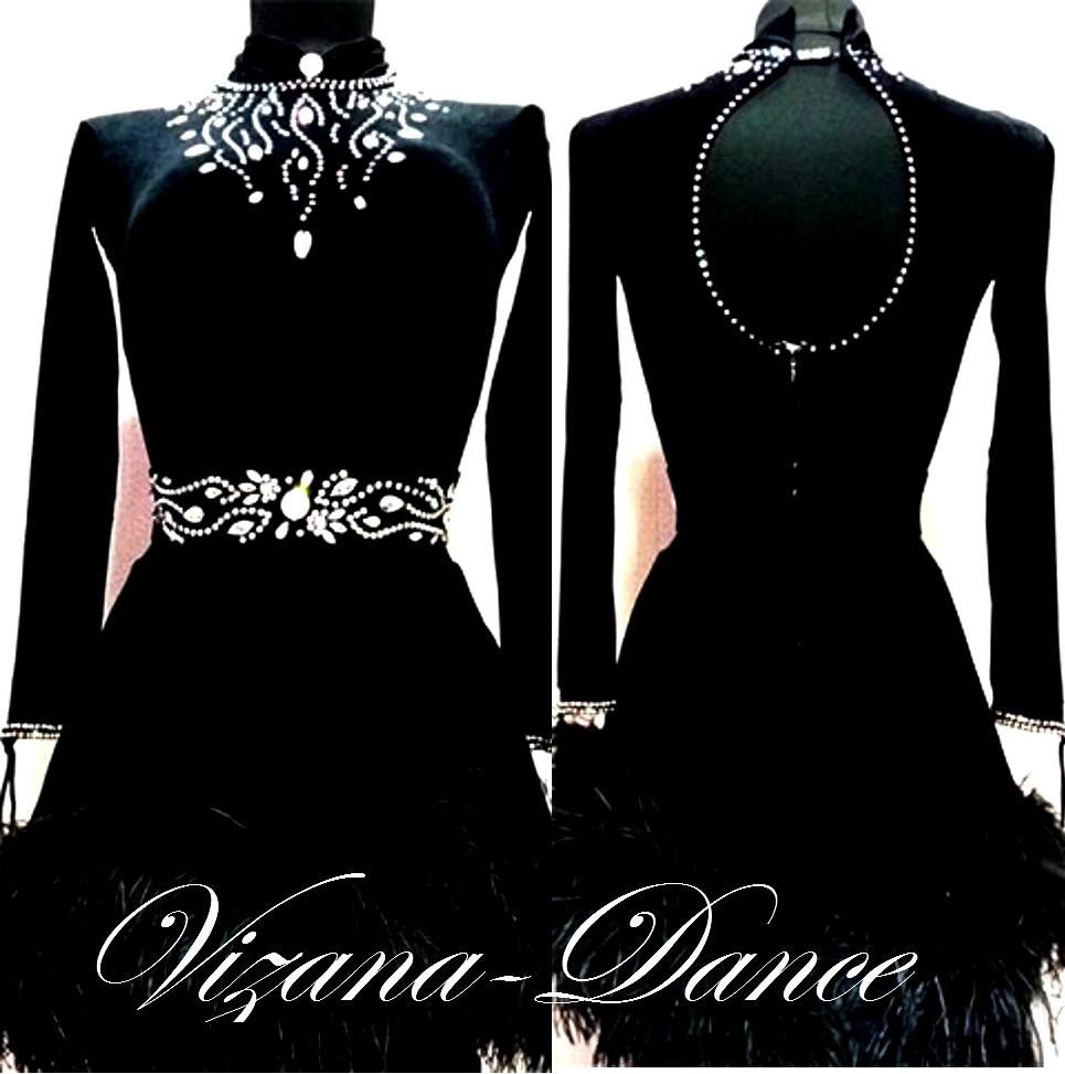 Платье латина Юн-2 Прокат - 600 грн.
