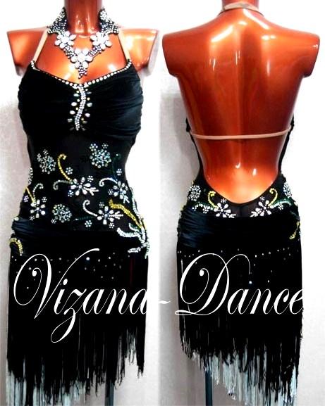 Платье латина Юн-2 Прокат- 350 грн.