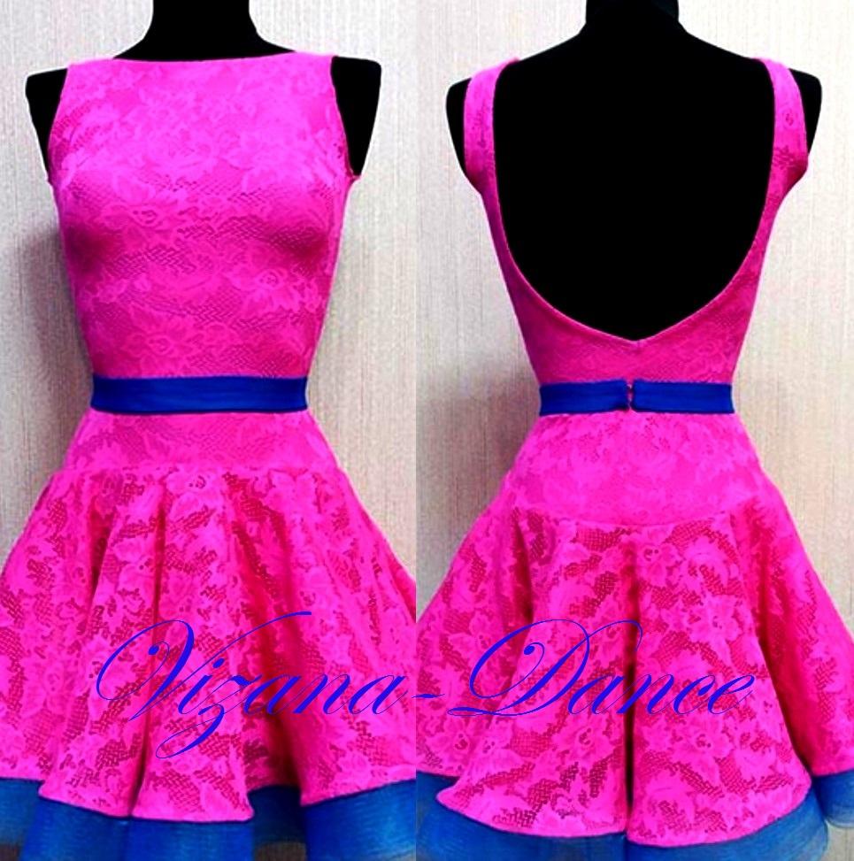 Платье латина Юн-1 Прокат- 550 грн.