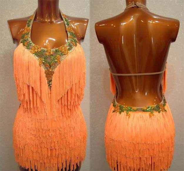 Платье латина Юн-2 Прокат-350 грн.